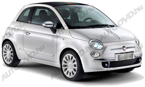 Fiat 500 (2007-)