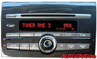 Blaupunkt CD Radio (2007-2014)