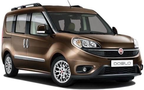 Fiat Doblo II (2015-)