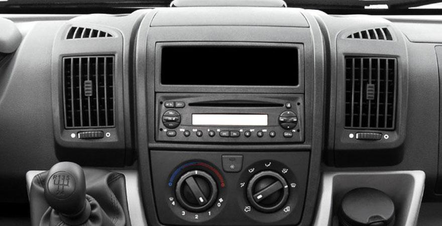 Peugeot Boxer 1 DIN (2006-)