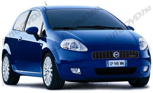 Fiat Punto Grande/EVO (2005-)