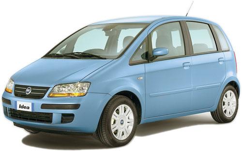Fiat Idea (2003-2011)