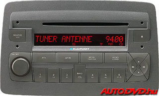 Blaupunkt CD Radio (2003-2012)