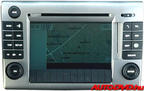 Blaupunkt Navigation (2001-2007)