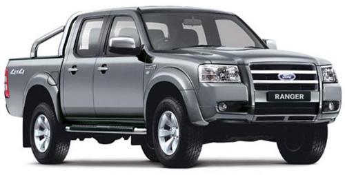 Ford Ranger (2006-2011)