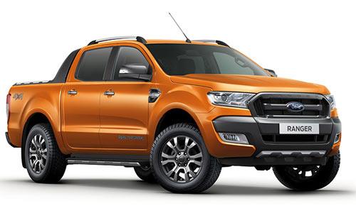 Ford Ranger (2015-)