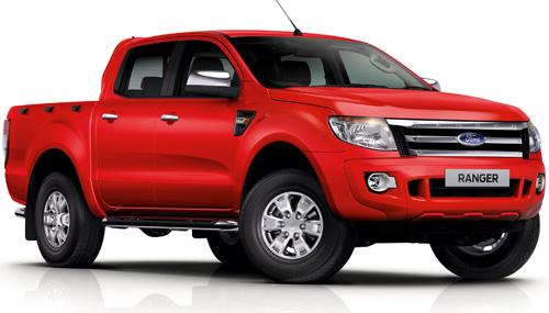 Ford Ranger (2011-2015)
