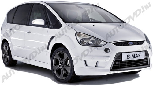 Ford S-Max (2006-2015)