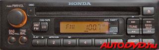 2.3 CD tár csatlakozós rádiók (1999-2008)