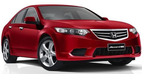 Honda Accord, 8gen (2008-2012)