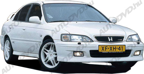 Honda Accord, 6gen (1998-2002)