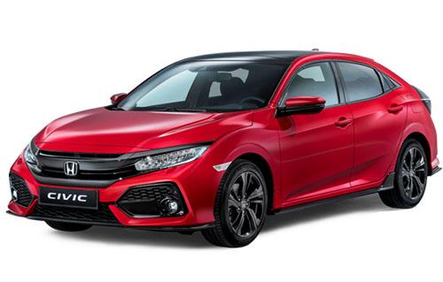Honda Civic, 10gen (2017-)