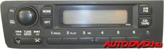 2.3 CD tár csatlakozós rádiók (1996-2000)