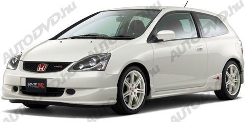 Honda Civic, 7gen (2000-2005)