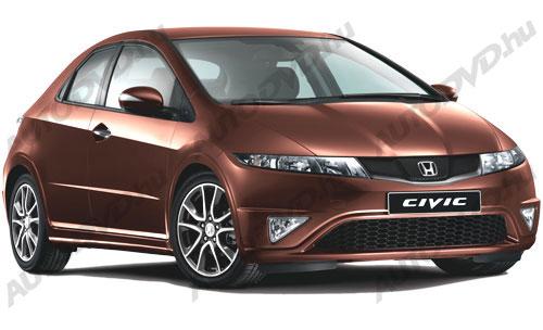 Honda Civic, 8gen (2006-2011)