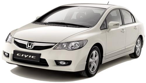 Honda Civic Sedan, 8gen (2006-2012)