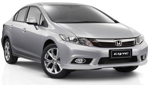 Honda Civic Sedan, 9gen (2012-2017)