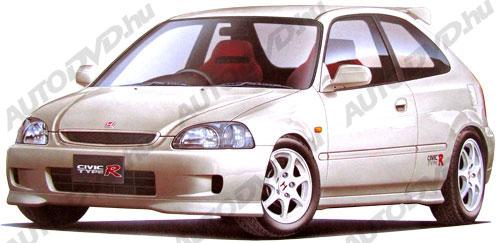 Honda Civic, 6gen (1996-2000)