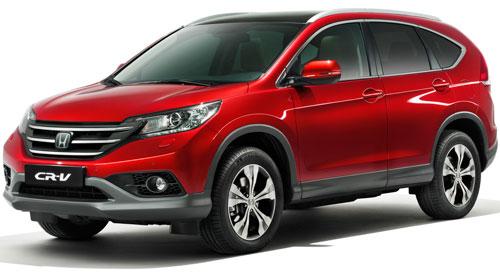 Honda CR-V, 4gen (2012-2017)