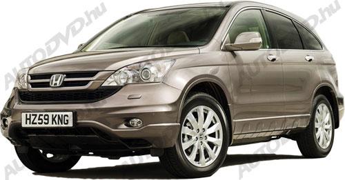 Honda CR-V, 3gen (2006-2011)