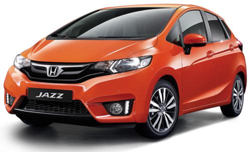 Honda Jazz, 4gen (2014-2020)