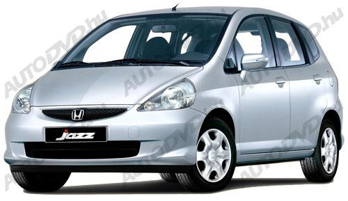 Honda Jazz, 2gen (2001-2008)
