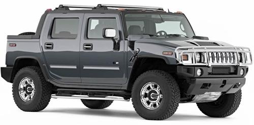 Hummer H2 (2003-2009)