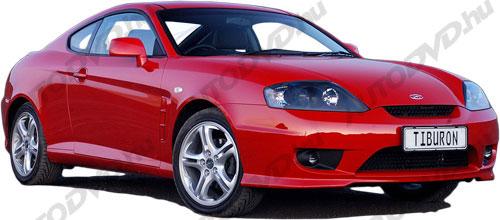 Hyundai Coupe (2003-2008)