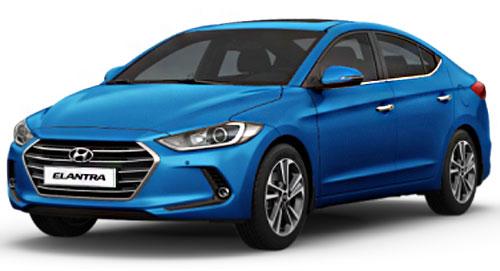 Hyundai Elantra (2017-)