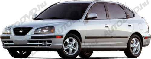Hyundai Elantra (2001-2006)