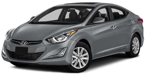 Hyundai Elantra (2011-2017)