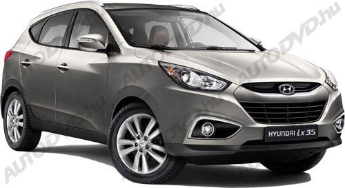 Hyundai ix35 (2009-)