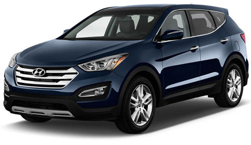 Hyundai Santa Fe (2012-)