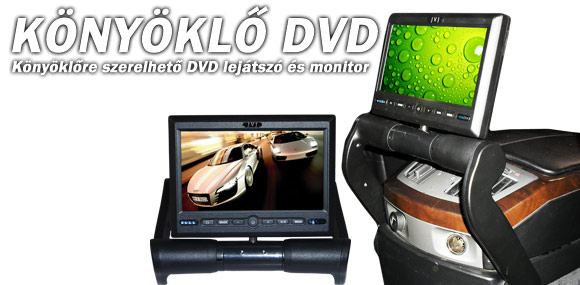 Könyöklő DVD