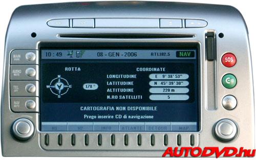 Blaupunkt Navigation (2003-2011)