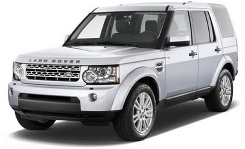 Land Rover Discovery 4 (2009-)