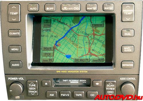 Navigáció (1998-2005)