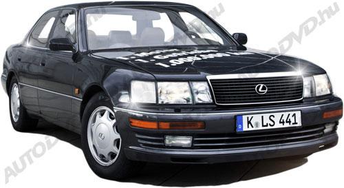 Lexus LS (1990-1994)