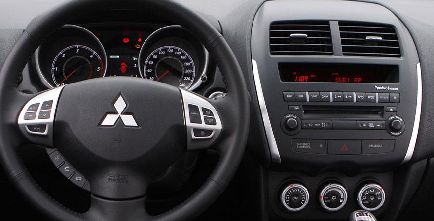 Mitsubishi ASX (2010-2014)