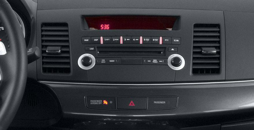 Mitsubishi Lancer (2007-)