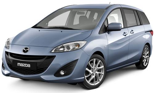Mazda 5 (2010-2015)
