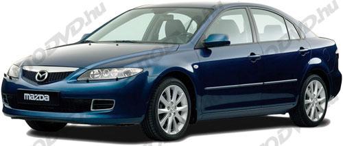 Mazda 6 (2002-2008)