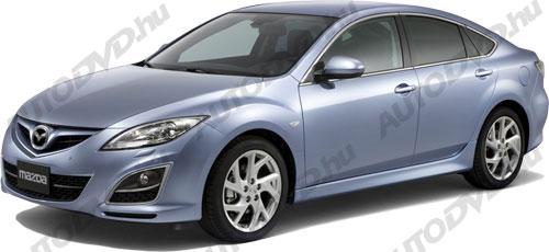 Mazda 6 (2007-2013)