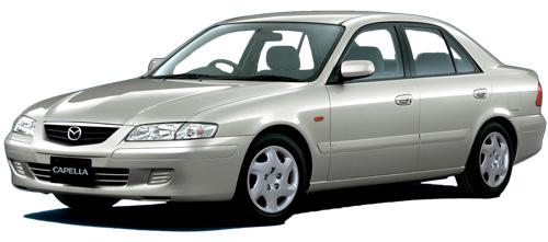 Mazda 626 (1997-2002)