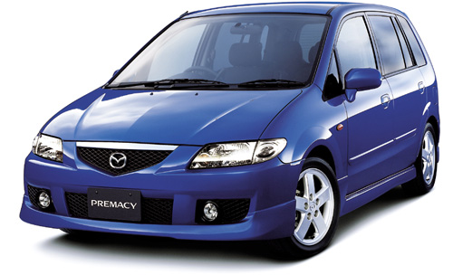 Mazda Premacy (1999-2005)