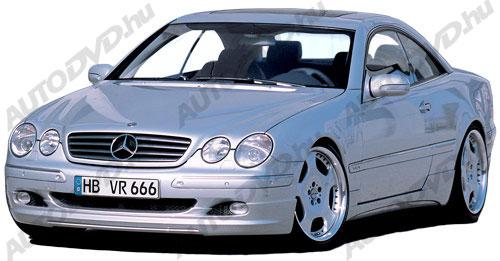 Mercedes CL, W215 (2000-2006)