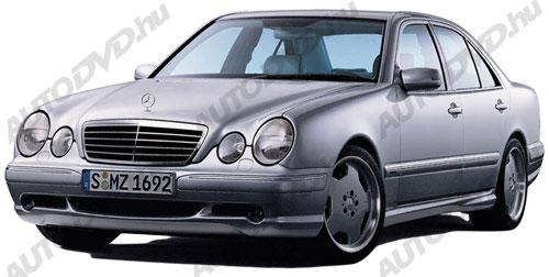 Mercedes E, W210 (1995-2002)