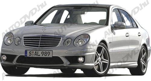 Mercedes E, W211 (2003-2009)