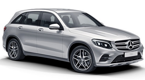 Mercedes GLC, X253/C253 (2015-)