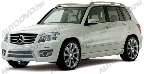 Mercedes GLK, X204 (2008-2015)